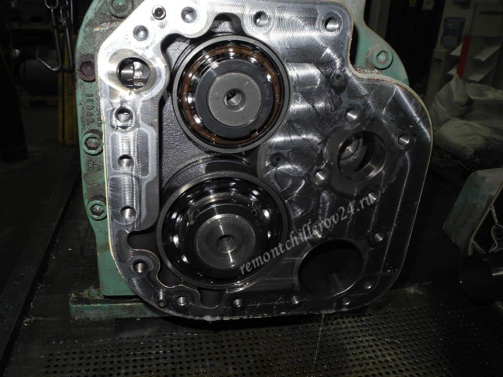 Ремонт и дефектация компрессора в сервисном центре «РемонтЧиллеров-24»